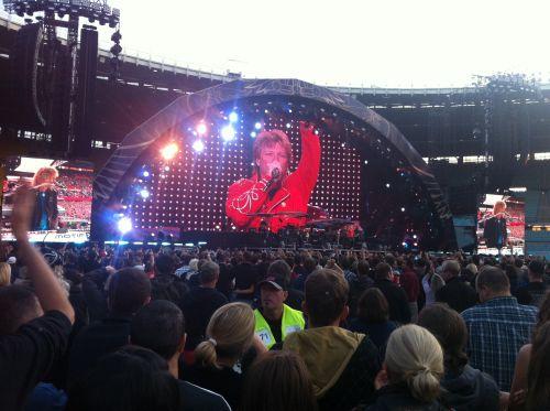 Bon Jovi Wien