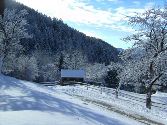Landschaftsbild Steiermark