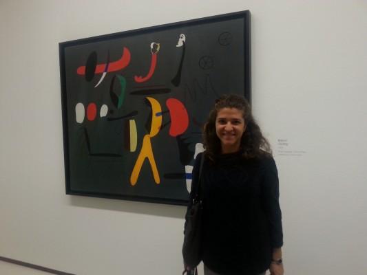 schone Ausstellungen (wie Mirò in Albertina)