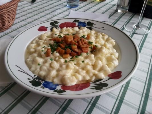 slovakisches typisches Essen