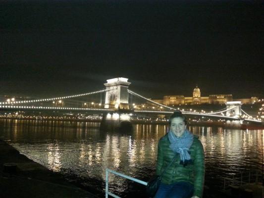 wunderschone Budapest