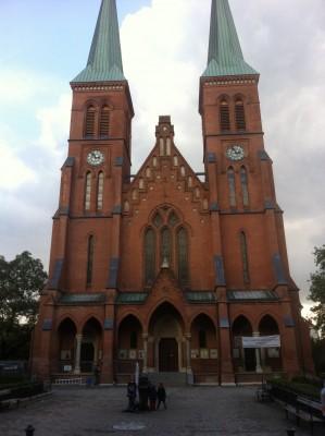 Brigittakirche