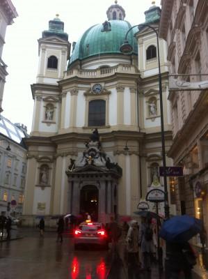 Saint Peter's Kirche