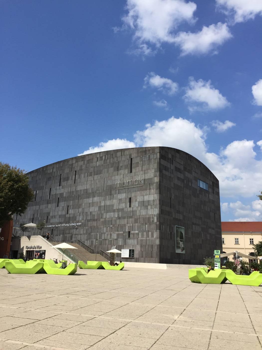 mumok - a must visit in Wien - Deutschkurs Blog Wien